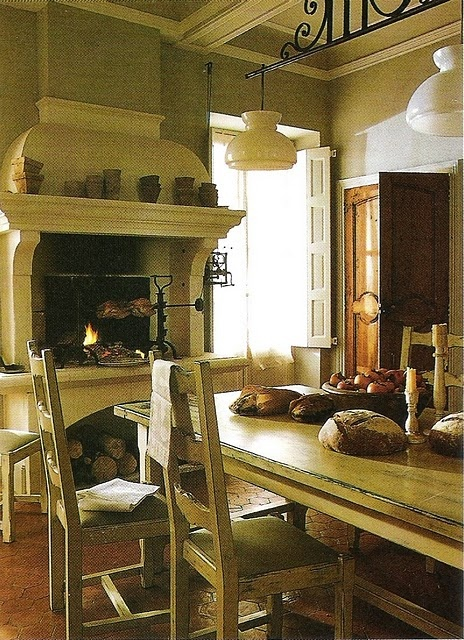 91 best Kitchen Fireplaces images on Pinterest Kitchen