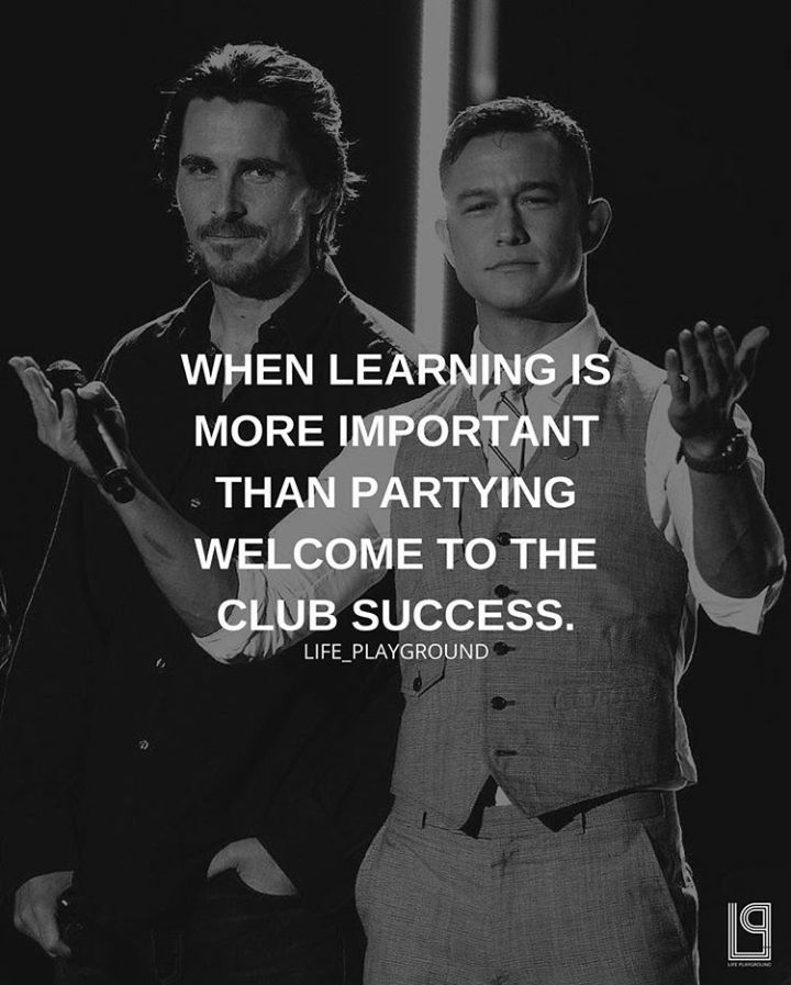 Learning is the key to success There is no ending to What is yet to come keep working and you will achieve new heights ...