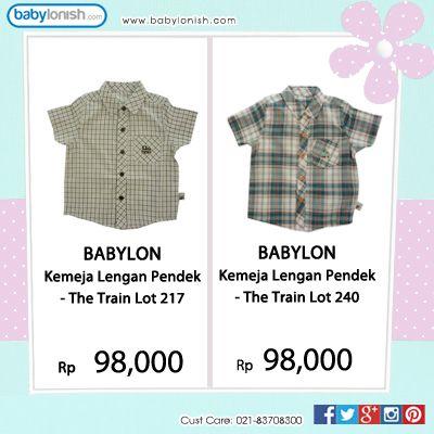 Dapatkan berbagai perlengkapan bayi Anda hanya di www.babylonish.com  Gratis ongkir Jabodetabek.