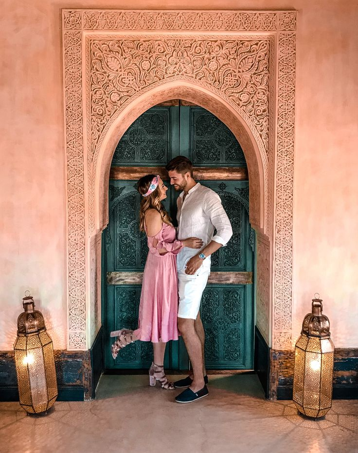 The 8 Best Instagram spots in Marrakech