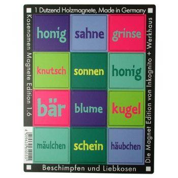 Werkhaus Shop - Kosenamen - Edition 1.6