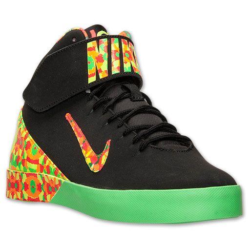 Kids\u0027 Grade School Nike KD Vulc Mid Casual Shoes   Finish Line   Black/