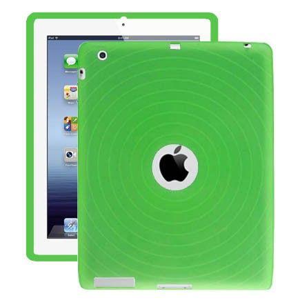 Bombay (Grøn) iPad 3 / iPad 4 Cover