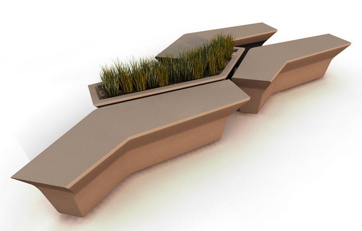 Mobiliario urbano: Es todo aquel equipamiento que se encuentra en el espacio publico para el bien y servicio de la población.