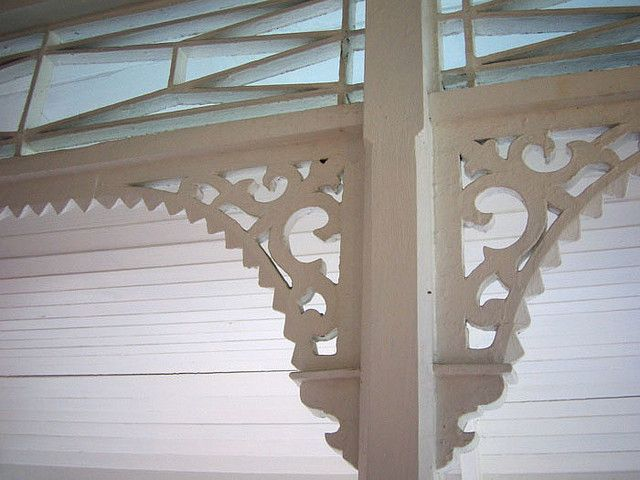 20 Best Images About Federation Fretwork Awnings And