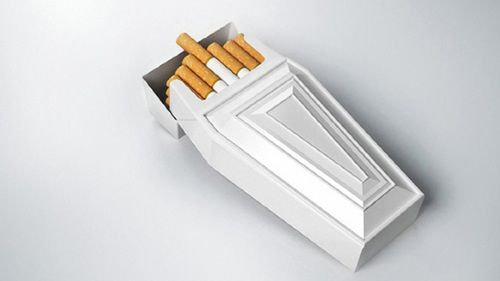 how appropriateInspiration, Creative Packaging Design, Cigarettes Cases, Boxes, Smokers, Cigarette Case, Cigarettes Packaging, Smoke Kill, Products Packaging