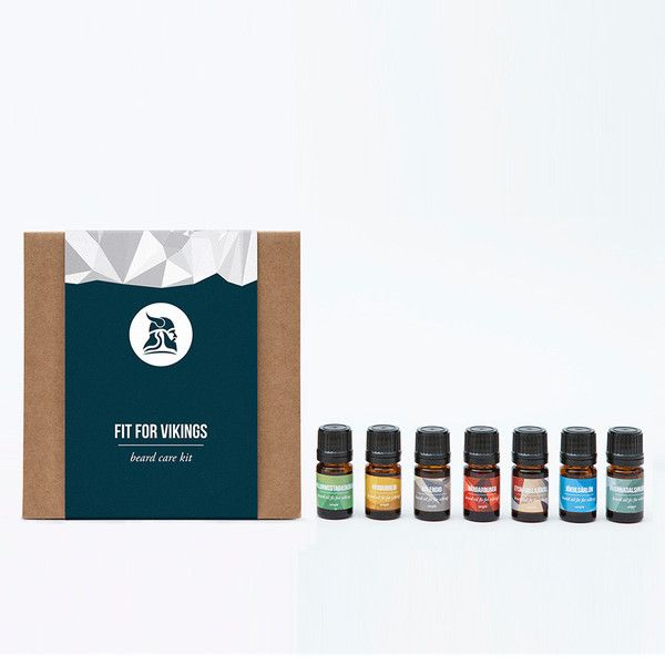 Is it hard to choose the right scent? Want to try them all? Get yourself the Fit for Vikings Beard Oils Sample Kit and try out all of our 7 base scents. The oil