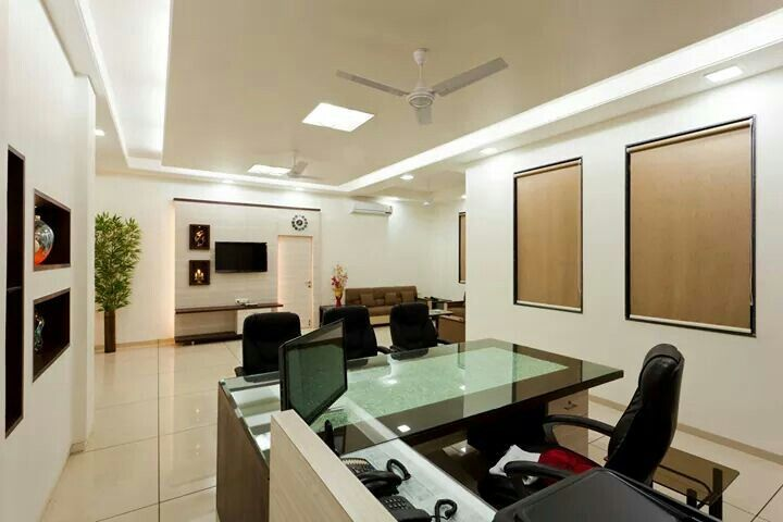 Culturals interior designers office at kolhapur interior
