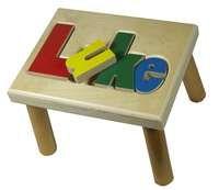 Maddox step stool to match Nixon's