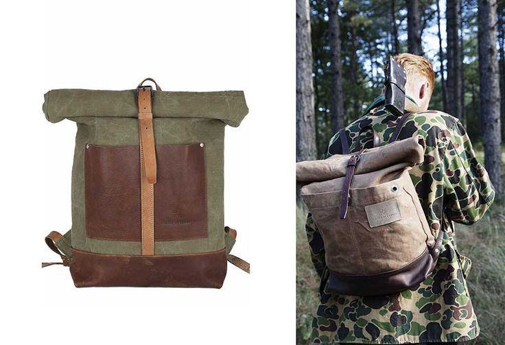 You won't find these re-purposed vintage bags by Atelier de l'Armée at your local army surplus store.  http://lumberjac.com/?p=13698
