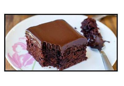 Περιβόλι της Παναγιάς: Συνταγή για νηστίσιμο κέικ σοκολάτας χωρίς αυγά κα...