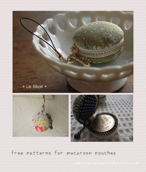 Free Macaron seeing pattern