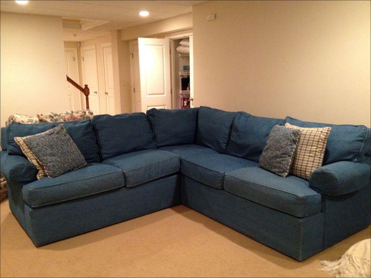 Best 25 Denim Sofa Ideas On Pinterest Blue Couch Living