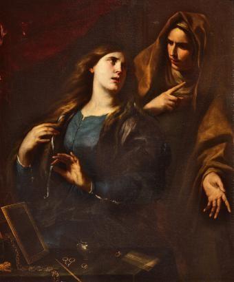 LUCA GIORDANO, detto LUCA FA PRESTO 1634 Napoli –1705 Napoli