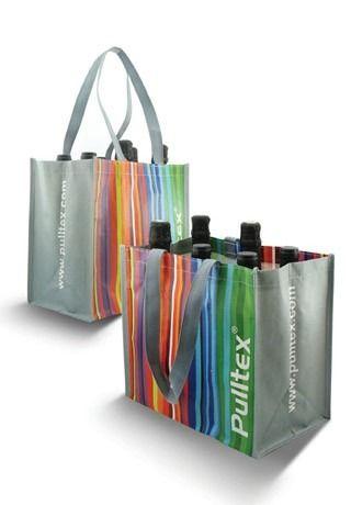 Pulltex, Сумка для переноски 6 бутылок вина  #wine #вино #winetry #bag #pulltex #сумка