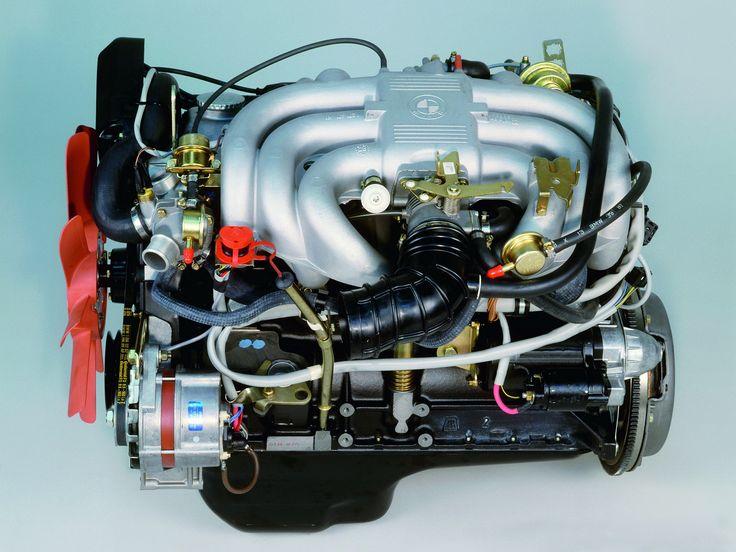 Двигатель BMW M20  Двигатель BMW M20 — шестицилиндровый поршневой двигатель с одним верхним распределительным валом, который производился в период с 1977 по 1993 год. Этот двигатель имеет 12 клапанов, которые приводятся в движение ремнем ГРМ.    http://bmwguide.ru/?p=1587