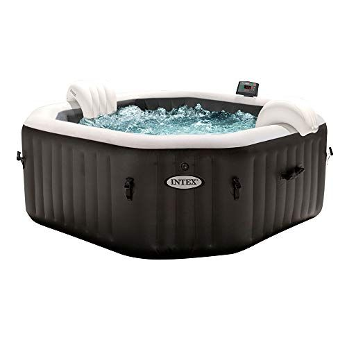 Intex Purespa Carbone 6 Places En 2020 Piscine Et Jardin Piscine Carbone