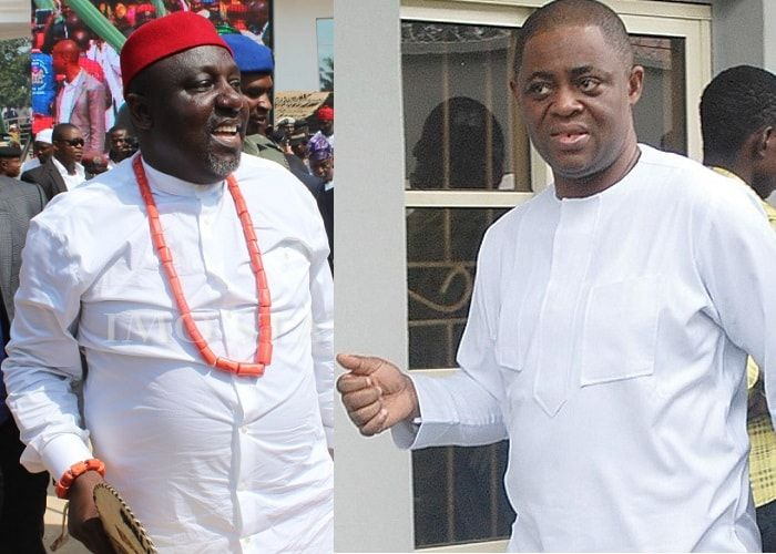 You Are A Sodomite, Ritualist And A Greedy Pig – Fani-Kayode Strikes Okorocha