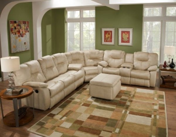 Sofa Mart Southern Motion Avalon Piece Sectional R