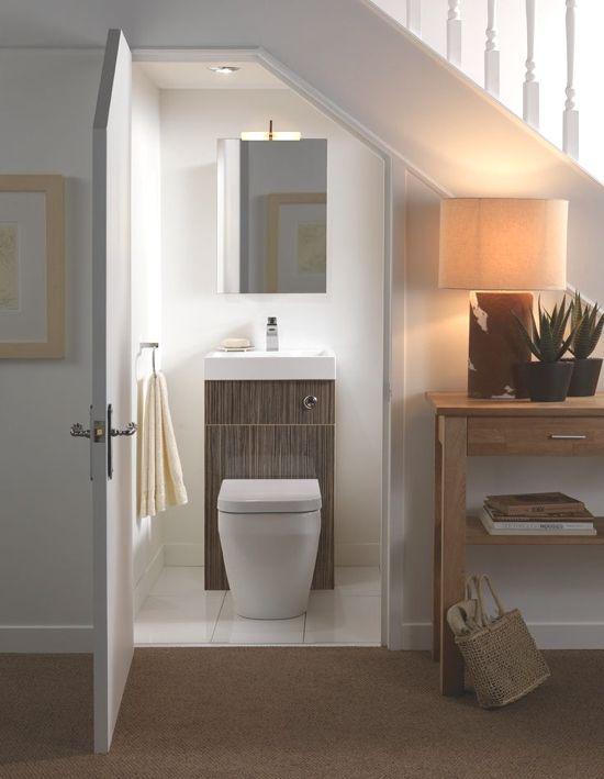 Smart Interior Design Ideas- The Bathroom - TrendSurvivor | toilet sink mirror combo