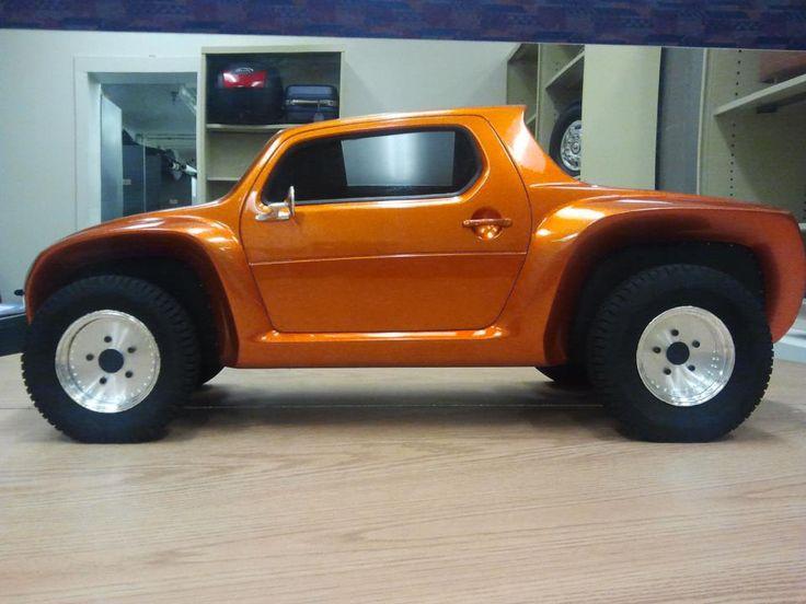 Volkswagen Beetle Baja Body Kits - 0425