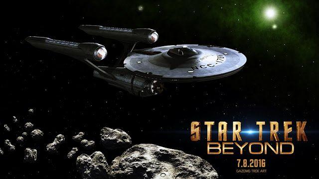 Galaxy Fantasy: Star Trek Más Allá (Beyond) muestra su nuevo tráiler