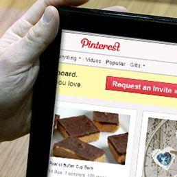 Pinterest, ecco il social network degli oggetti più cari