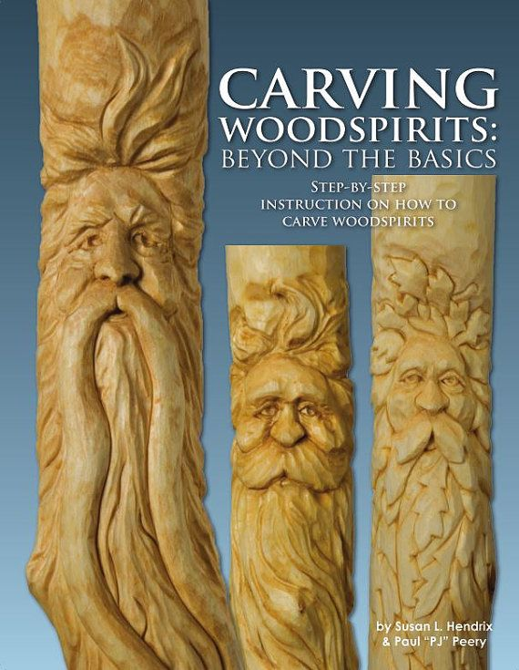 Woodcarving book carving woodspirits beyond the basics