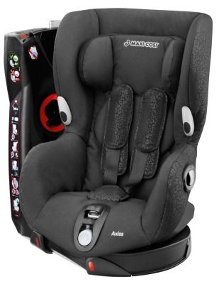 The Maxi-Cosi Axiss Child Car Seat provides protection and convenience for both parent and child.