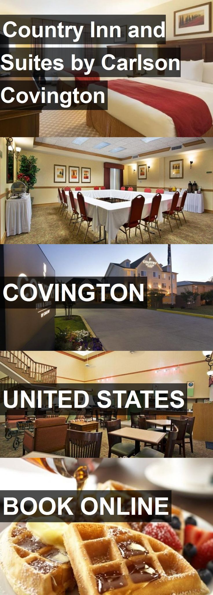 Hotel Country Inn and Suites by Carlson Covington in Covington, United States. For more information, photos, reviews and best prices please follow the link. #UnitedStates #Covington #travel #vacation #hotel