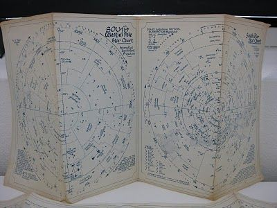 A South Polar Star Chart from 1943