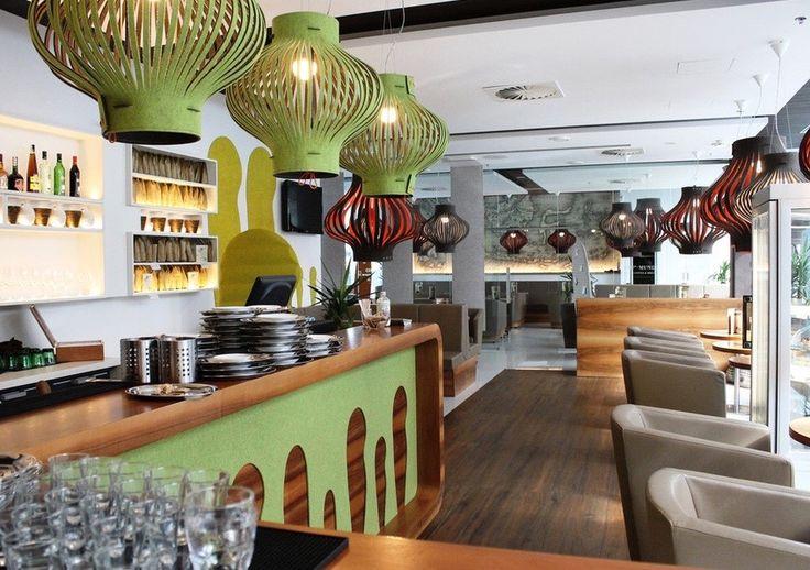 Cof'Mundo - Bratislava  Interior by Hosu BuzziShade
