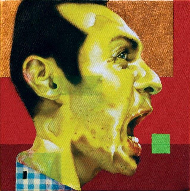 Bizarre portraits by Carlo Alberto Rastelli