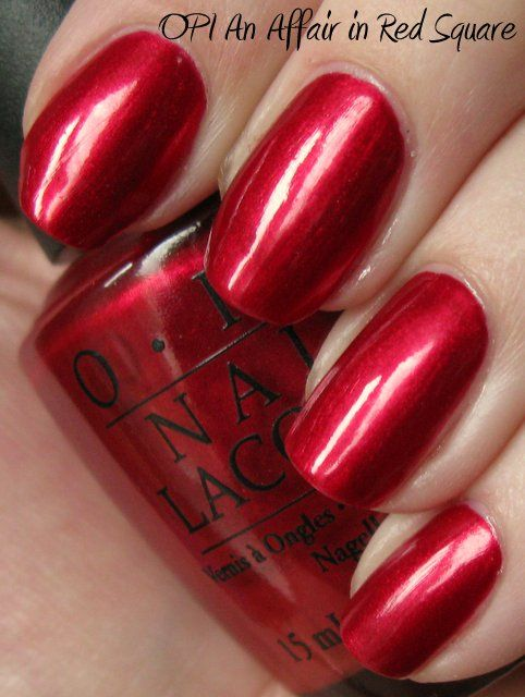 An Affair In Red Square 5 Sold Aka Gone 2018 Pinterest Opi Nails And