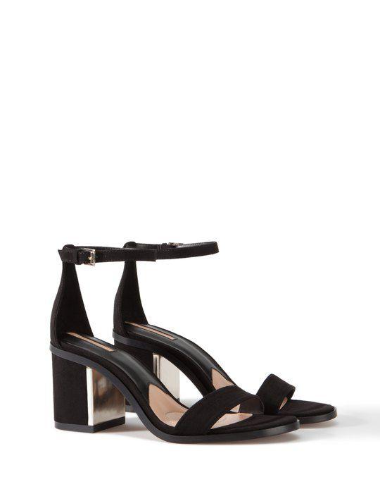 Mid-heel sandals - ALL - Stradivarius Croatia