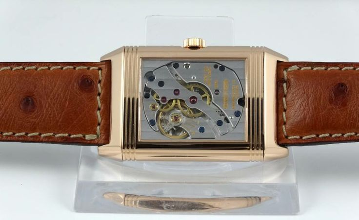 Jaeger Lecoultre Reverso Night & Day or rose, just perfect...