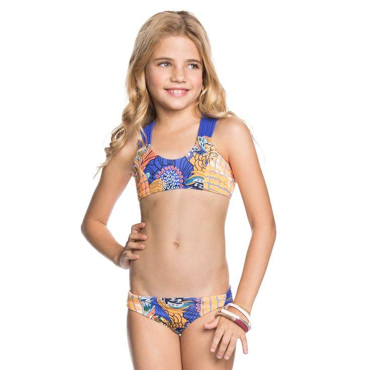 2017 Maaji Psychodelic Twist Kids Bikini 1909ksx