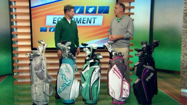 Matt Ginella is joined by Mike Johnson, equipment editor for Golf World/Golf Digest, to discuss the latest improvements to ladies golf clubs. Watch 'Morning Drive' weekdays at 7AM ET.