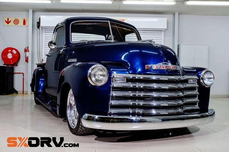 1948 Chevrolet 3100 - See more at www.sxdrv.com  http://sxdrv.com/article.php?id=2056 #Chevrolet #pickup #babe #V8 #sxdrv #hot #americanmuscle #speed #fast #truck #3100