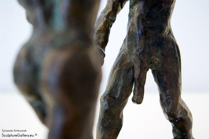 'Mężczyzna I Kobieta' Rzeźba S.Ambroziak | Sculpture Gallery
