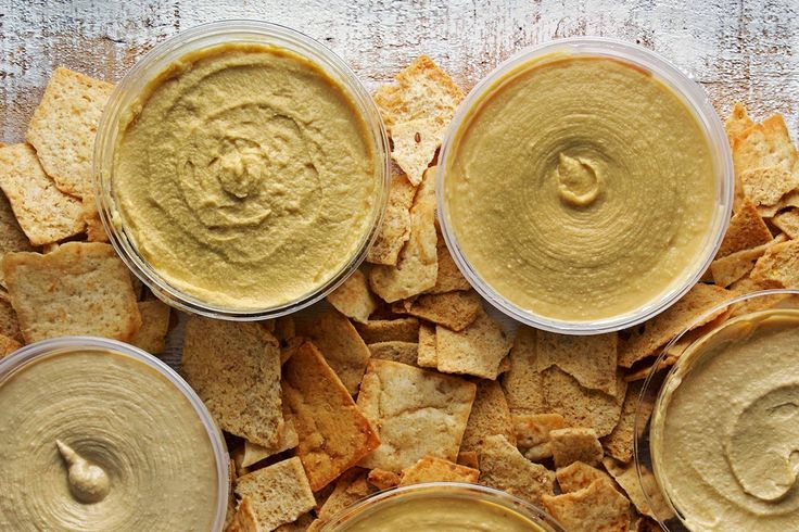 Grocery Store Hummus Brands, Ranked - #1 Nature's Promise, #2 Sabra Classic, #3 Boar's Head Traditional, #4 Tribe Traditional, #5 Lilly's Classic, #6 Hope Original
