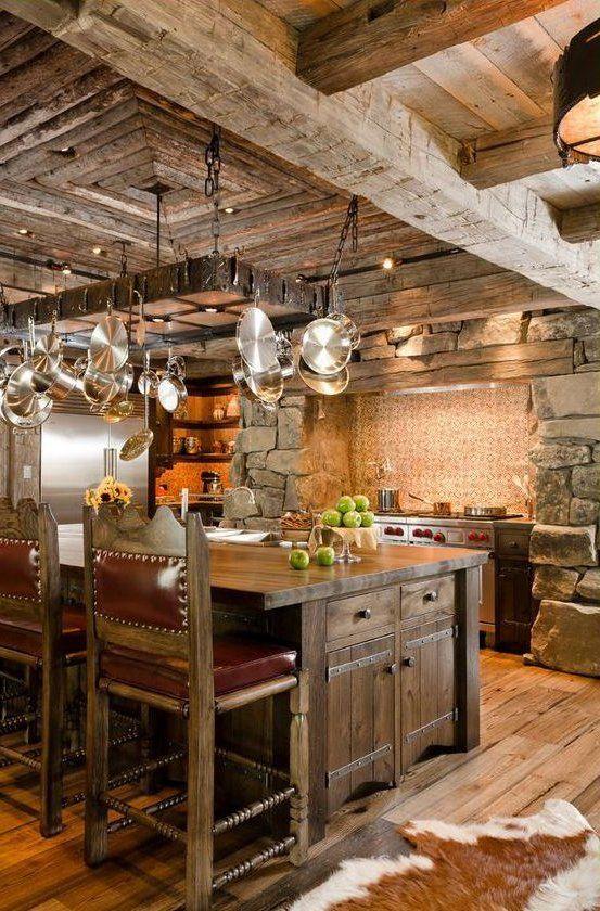Diseo De Cocinas Rusticas Diseo De Cocinas Empotradas With Diseo D - como disear una cocina