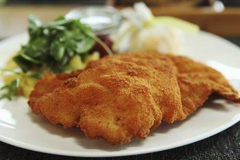 Kosher Israeli Chicken Schnitzel Recipe