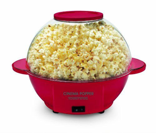 Toastess TCP615R Cinema Corn Popper Red *** Read more  at the image link.  This link participates in Amazon Service LLC Associates Program, a program designed to let participant earn advertising fees by advertising and linking to Amazon.com.