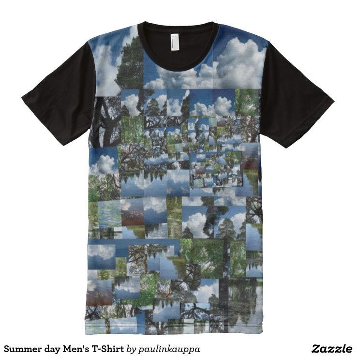 Summer day Men's T-Shirt