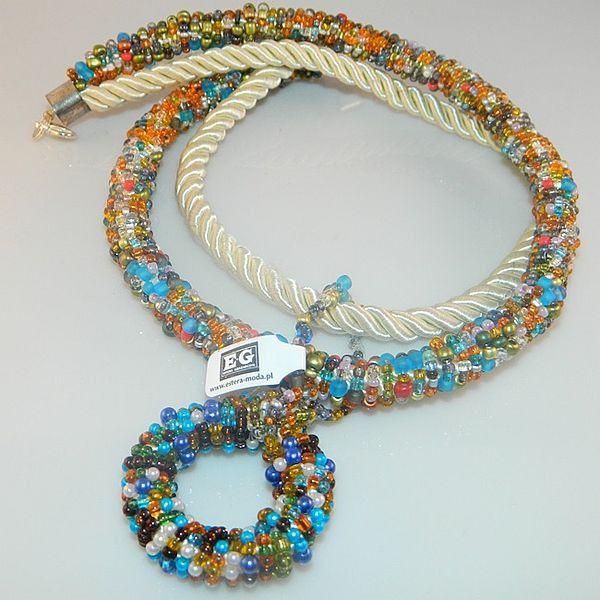 kolorowe koło - Estera-Grabarczyk - Kolie