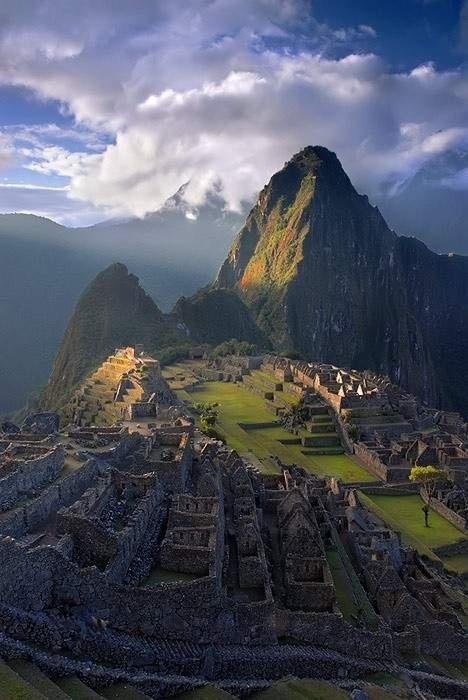 Amazing Peru by Saul Santos Diaz photo