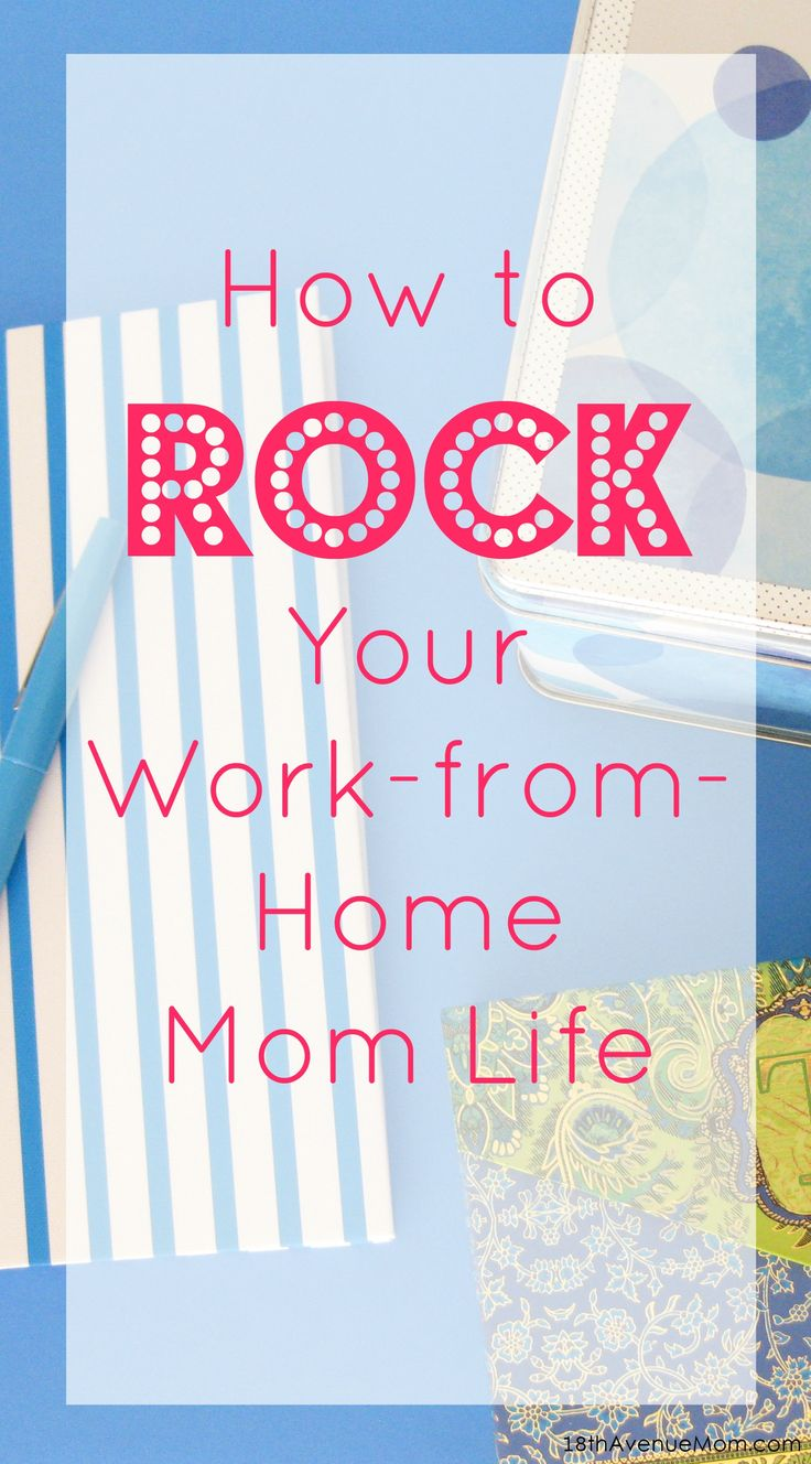 Being a work-from-home mom doesn't have to be so hard! Join me for a new series on tips and tricks to make working from home with your kids more enjoyable!
