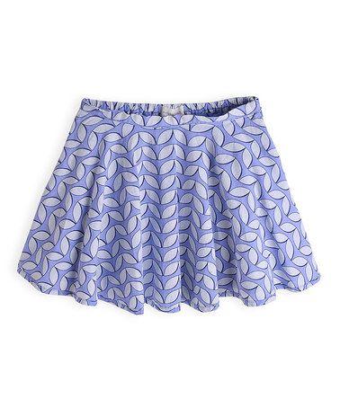 Love this Miami Sky Tulip Flippy Skirt - Girls on #zulily! #zulilyfinds
