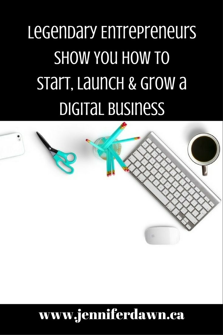 Legendary Entrepreneurs Show You How to Start, Launch & Grow ...If you have been looking to start a Business or scale up , You Won't Want To Miss This!